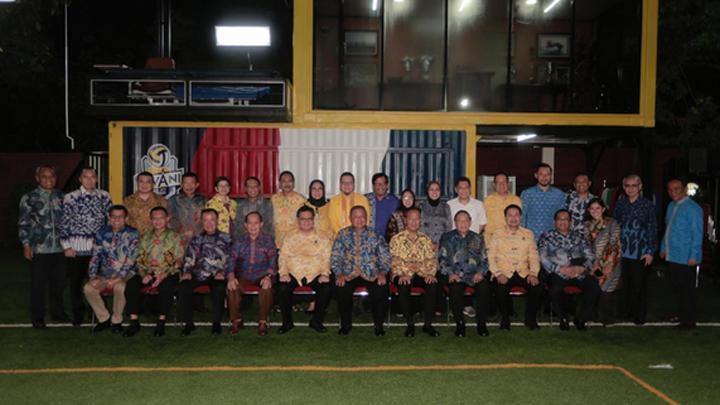 Nurul Arifin Ungkap Hasil Silaturahmi Politik Golkar dan Demokrat di Cikeas