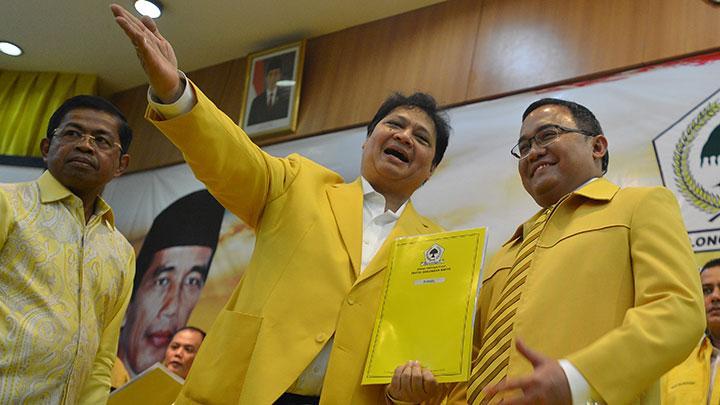 Dodi Reza Tegaskan Golkar Sumsel Prioritas Dukung Kader Petahana di Pilkada Serentak 2020