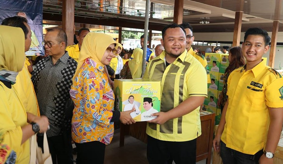 Turut Menangkan Doddy-Pupu, AMPG Bandung Barat Siap Raup Suara Kaum Milenial