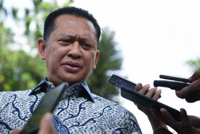 Cegah Krisis Pangan, Bamsoet Minta Kementerian Pertanian Diperkuat