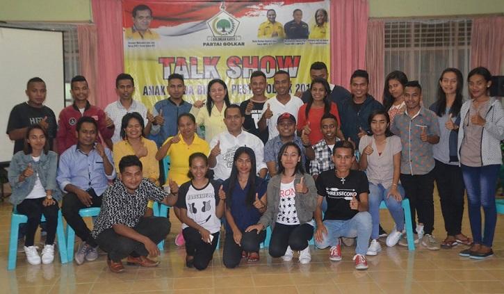 AMPG, AMPI dan KPPG Bahas Kiat Meraup Suara Perempuan dan Kaum Muda NTT