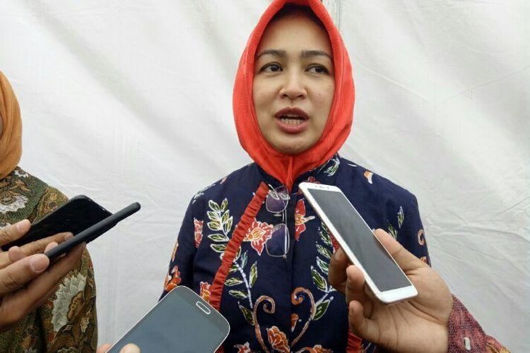 Diresmikan Jokowi, Airin Rachmi Diany Harap Tol Serpong-Kunciran Bantu Kurangi Macet Tangsel