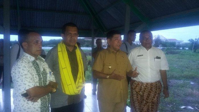 Melki Laka Lena Siap Tuntaskan Masalah Kompleks di RSUD Naibonat, Kupang Timur