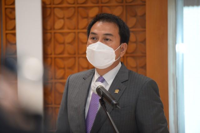 Azis Syamsuddin Pastikan Surat Berisi Darurat Keuangan Negara Yang Viral Itu Hoaks