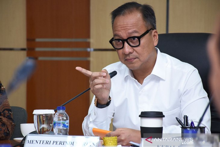 Menperin Agus Gumiwang Optimis UU Cipta Kerja Bakal Pacu Reindustrialisasi RI