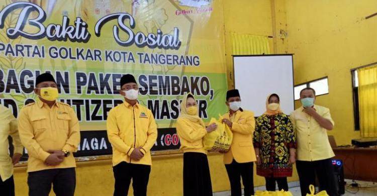 Pantau Bansos di Banten Tepat Sasaran, Wagub Andika Hazrumy Gulirkan Program Tengok Kanan Kiri Tetangga