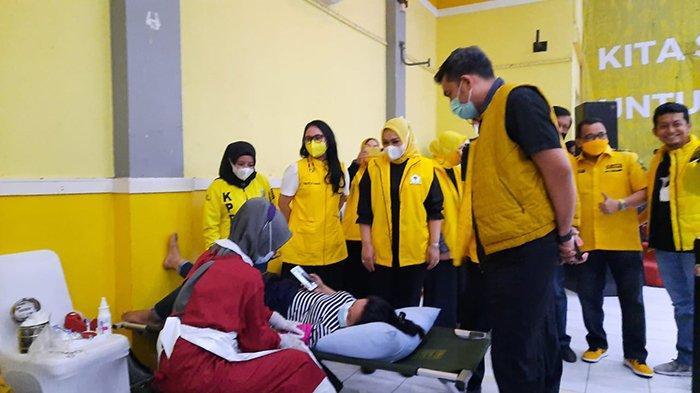 Prihatin Stok Darah Kurang, IIPG Kalbar Gelar Donor Darah di Pontianak