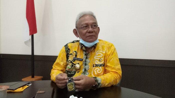 Bupati Bulungan Syarwani Terpilih Pimpin Golkar Kaltara, Wakil Walikota Tarakan Effendhi Djuprianto Legowo