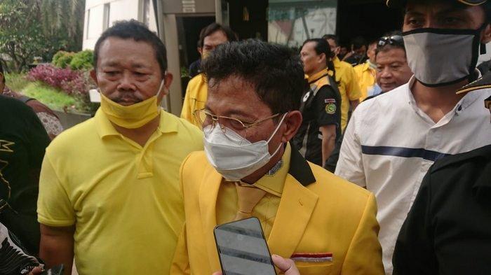 Anaknya Terjerat Narkoba, Wakil Walikota Tangerang Sachrudin Minta Didoakan