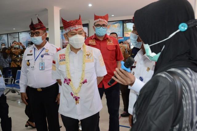 Adies Kadir Minta Kemenkumham Jatim Jangan Anggap Remeh Lapas Kelebihan Kapasitas Saat Pandemi