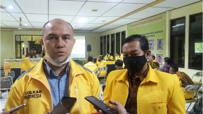 Edwin Senjaya Tegaskan Komitmen Golkar Dukung Dan Kawal Pembangunan Kota Bandung
