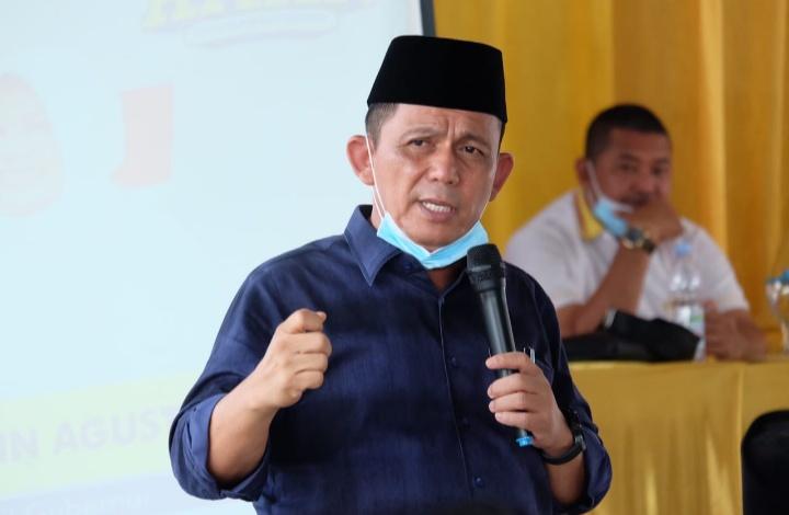 Gubernur Kepri Ansar Ahmad Positif Terpapar COVID-19