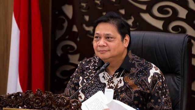 Menko Airlangga Siapkan Bantuan Senilai Rp.1,2 Triliun Untuk Sejuta Warung dan Pedagang Kaki Lima