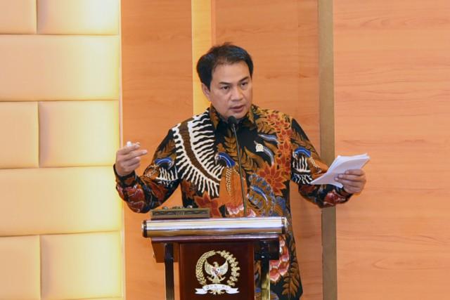 Indonesia 10 Besar Negara Pernikahan Anak Tertinggi, Azis Syamsuddin: KPPPA dan KPAI Harus Jeli