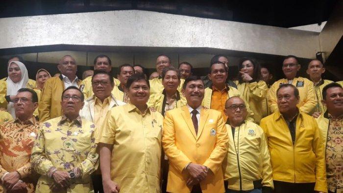 Airlangga Diberi Waktu 60 Hari Untuk Susun Kepengurusan Baru DPP Golkar