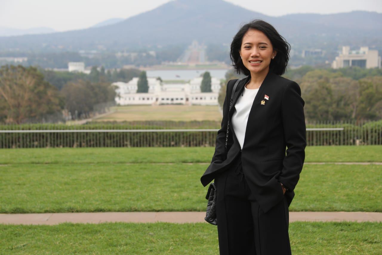 Puteri Komarudin Dorong Sinergi Kebijakan Fiskal dan Moneter Untuk Jaga Stabilitas Rupiah