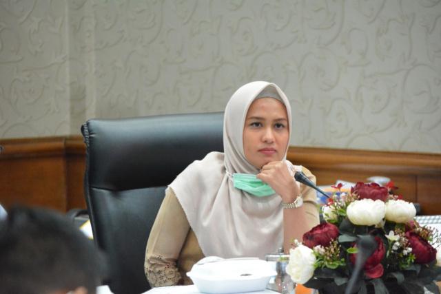 Gubernur Syamsuar Kucurkan Ratusan Miliar, Karmila Sari Sarankan Bentuk Asosiasi BUMDes