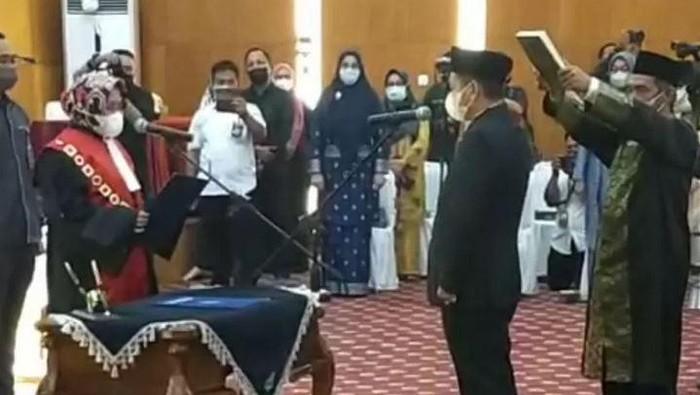 Copot Azmi, Golkar Tunjuk Indra Gunawan Jadi Ketua DPRD Siak 2019-2024