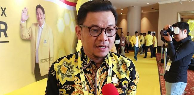 Sudah Lama Aktif, Ace Hasan Nilai Anak-Anak Airlangga di Struktur DPP Golkar Tak Perlu Diributkan