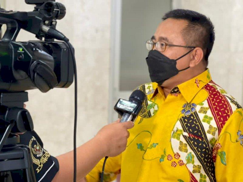 Muhammad Fauzi Tegakan Golkar Sangat Mungkin Koalisi Dengan Partai Apapun di Pilpres 2024