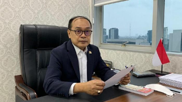 Supriansa Ingatkan Perubahan Struktur KPK Yang Makin Gemuk Jangan Langgar Konstitusi