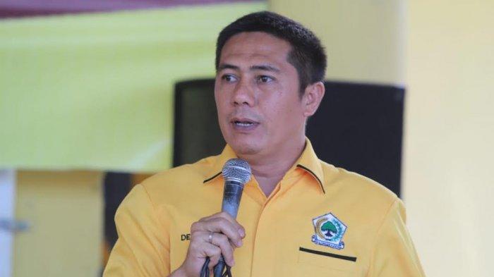 Deng Ical Optimis Bakal Diusung Golkar di Pilwalkot Makassar 2020