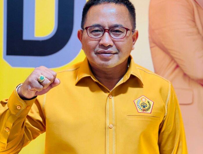 Reposisi Fraksi Golkar DPR RI, Muhammad Fauzi Pindah Dari Komisi VIII ke Komisi V