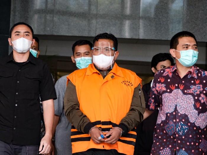 Ditahan KPK, Walikota Syahrial Masih Jabat Ketua Golkar Tanjungbalai