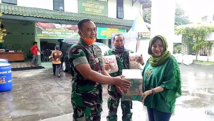Endang Srikarti Handayani Siap Emban Amanah DPP Golkar Jadi Cawabup Klaten 2020