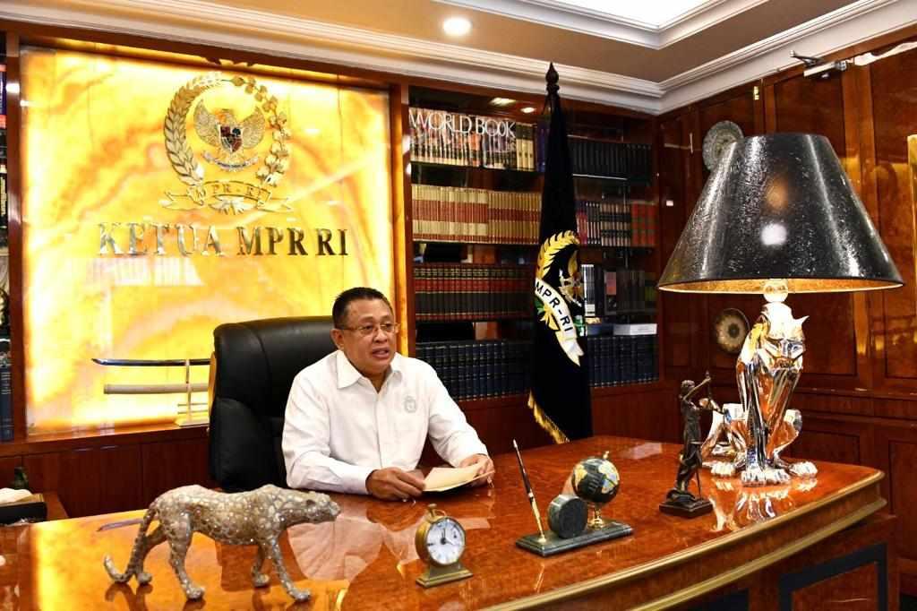 92 Tahun Sumpah Pemuda, Bamsoet Ajak Kedepankan Kolaborasi Demi Indonesia Maju