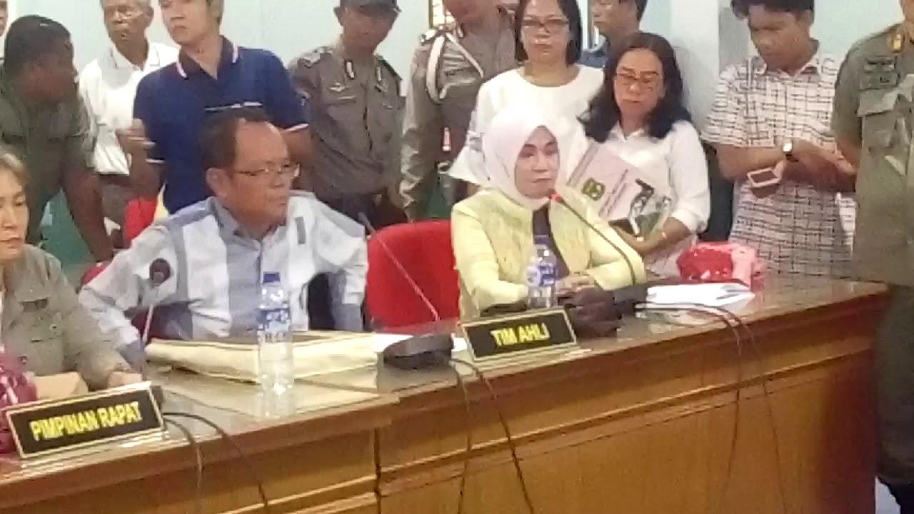 Rini Silalahi Terpilih Jadi Ketua Pansus Angket Walikota Siantar
