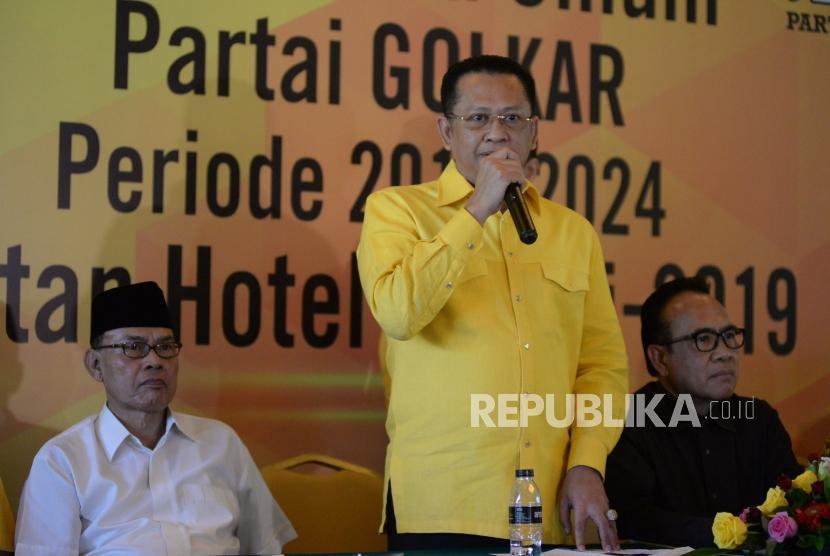 Bamsoet Kritisi Amburadulnya Pengelolaan Dana Saksi Golkar di Pemilu 2019