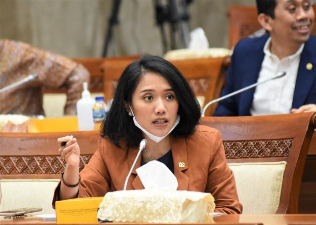 Puteri Komarudin Dorong Beasiswa LPDP Investasi SDM Berkualitas dan Berdaya Saing Global