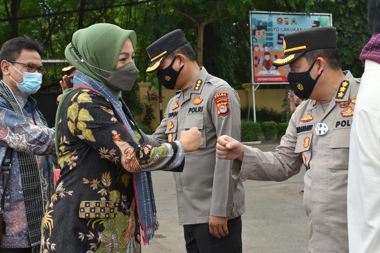 Adde Rosi Khoerunnisa Puji Polisi Tindak Tegas Geng Motor Yang Resahkan Warga Kota Serang