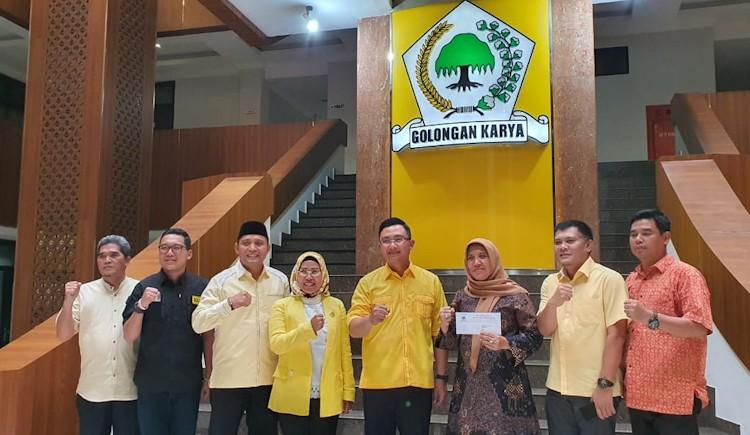 Golkar Resmi Umumkan Para Jagoannya di Pilkada se-Banten, Siapa Saja?