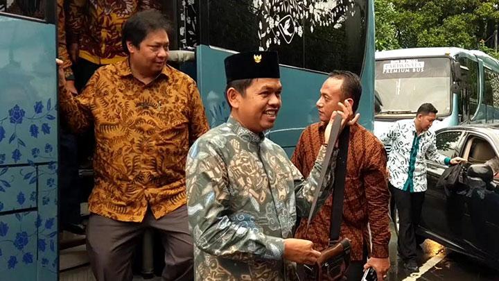 Dedi Mulyadi Ungkap 2 Modal Besar Yang Dimiliki Airlangga Untuk Jadi Presiden di Tahun 2024