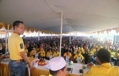 Menangkan Jokowi, Jaro Ade Lantik 6000 Saksi di Kabupaten Bogor