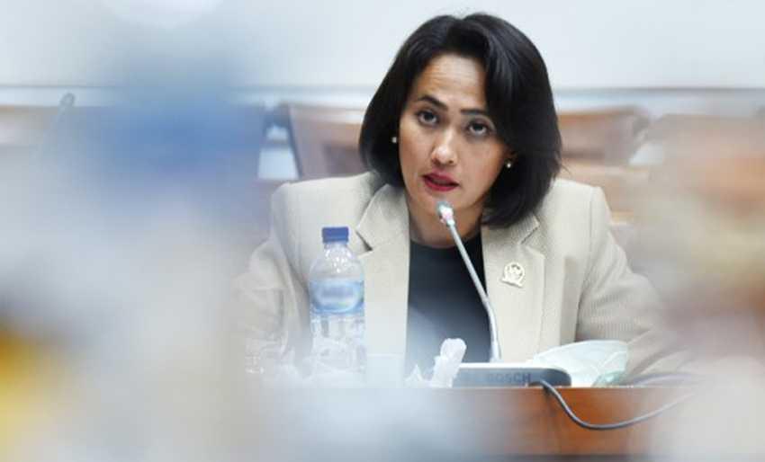 Christina Aryani Minta Indonesia Pro Aktif Soal Pembentukan Aliansi Militer Australia-Inggris-AS (AUKUS)