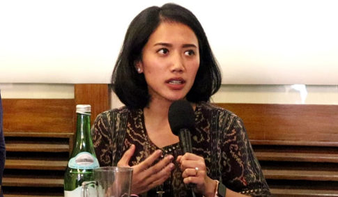 Tertinggal Dari Malaysia, Ini Saran Puteri Komarudin Untuk Tingkatkan Keuangan Syariah Indonesia