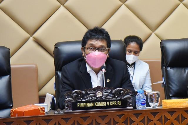 Ridwan Bae Perjuangkan Percepatan Pembangunan Infrastruktur di Tambrauw dan Sorong Selatan