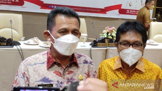 Ridwan Bae Yakinkan Gubernur Kepri Bahwa DPR Dukung Pembangunan Jembatan Batam-Bintan