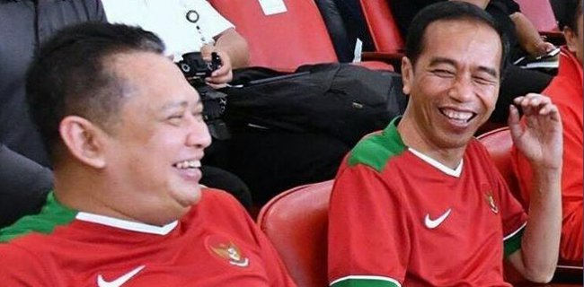 Bamsoet Pastikan Siapapun Yang Menang di Munas Golkar Tetap Dukung Jokowi