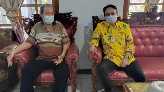 Nyaris Ketinggalan Pesawat, Wamendag Jerry Sambuaga Tetap Sapa dan Singgah Di Rumah Warga Minsel