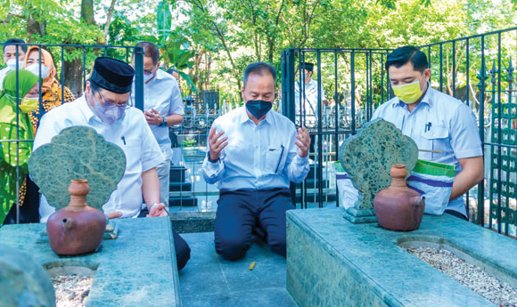 Terungkap! Airlangga Hartarto Cucu Dari Jaksa Era Pemerintahan KGPAA Mangkunegara VI