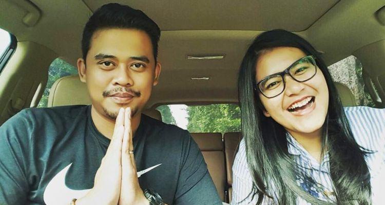 Calon Walikota Medan, Bobby Nasution Ziarah ke Makam Ayah Sebelum Mencoblos