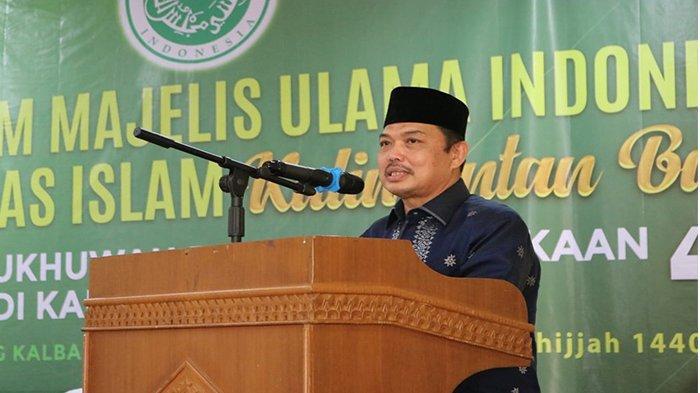 Selenggarkan Dialog Kebangsaan Ormas Islam, Ria Norsan Apresiasi MUI
