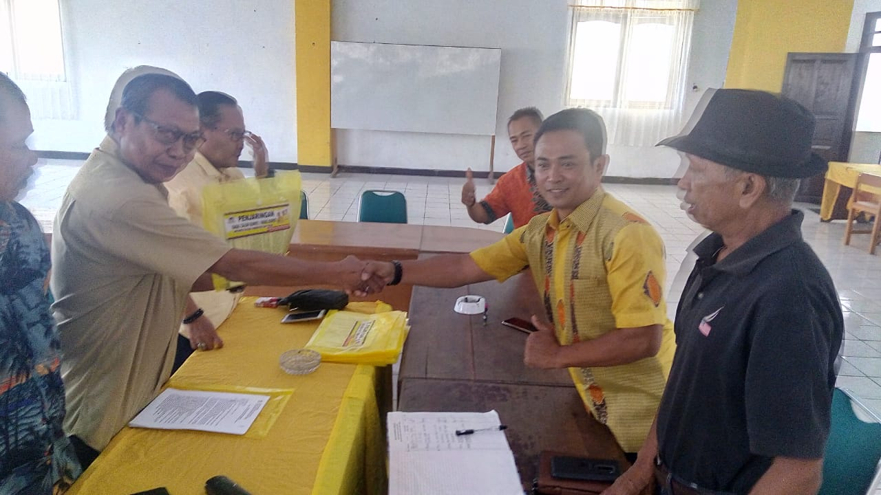 Golkar Tana Toraja Prioritaskan Dua Kader AMPI Ini Maju di Pilkada 2020