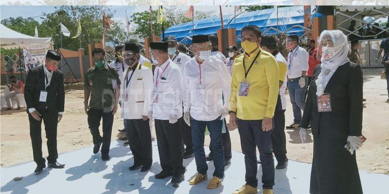 Irham Kalenggo Jadi Ketua Tim Pemenangan Surunuddin Dangga-Rasyid di Pilkada Konawe Selatan