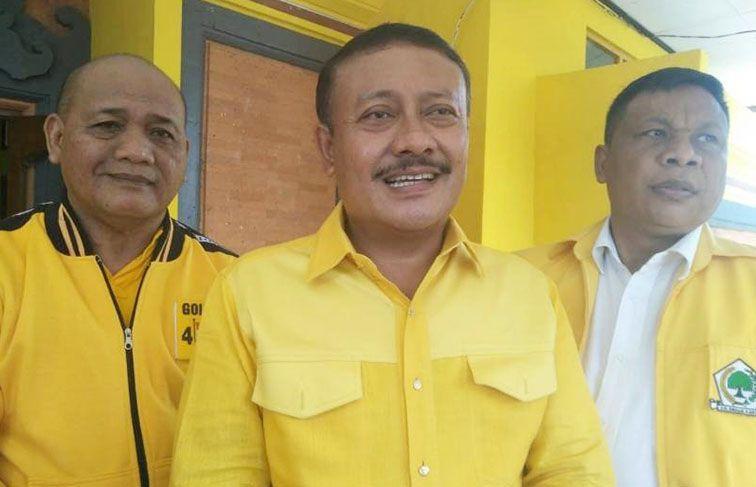 Marak Kader Golkar Membelot di Pilkada se-Bali, Gde Sumarjaya Linggih Segera Rapatkan Dengan DPP
