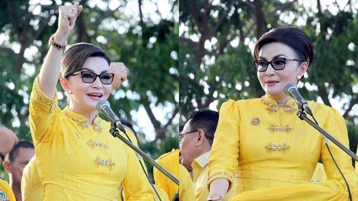 Mahkamah Partai Minta Tetty Paruntu Bekukan Sementara Golkar Kota Manado